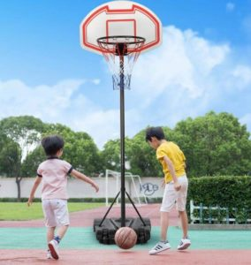 small portable hoops