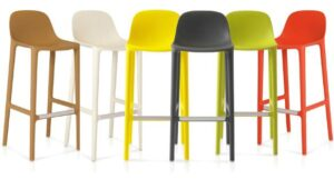 why choosing plastic bar stools